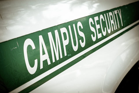 Campus Security Guard Services