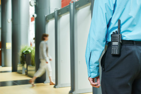 Commercial Real Estate Building Security